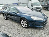2007 Peugeot 407 2.7 HDi V6 Sport 2dr Coupe Diesel Automatic