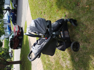 Ensemble de transport snugride 35 click connect de graco