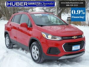 2017 Chevrolet Trax AWD/Remote Start/Backup Camera
