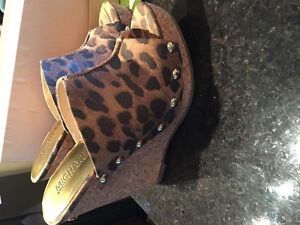 Michael Kors Belinda Wedge Shoes