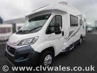 Roller Team Auto Roller 707 Motorhome *** SAVE £1,992 *** OFF RRP MANUAL 2018