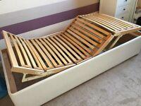 Adjustable Single Furmanac Bed & Mattress
