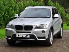 BMW X3 Sdrive18d 2.0 SE 5dr DIESEL MANUAL 2013/63