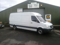 Mercedes-Benz Sprinter 2.1TD 313CDI LWB **One company owner**