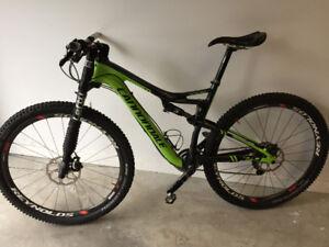 Vélo de Montagne Cannondale Scalpel Team