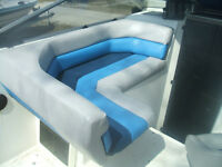Marine, Auto, RV, Snowmobile/ATV and Home upholstery