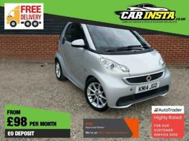 image for 2014 smart fortwo 1.0 MHD Passion SoftTouch 2dr Coupe Petrol Automatic