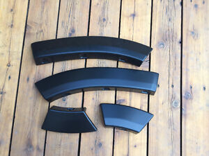 Ram 1500 Front Fender Flare Extensions