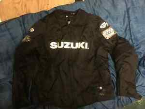 Suzuki women's motorcycle jacket