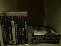 12 PS3 Games $5 each or all for $40 FIRM