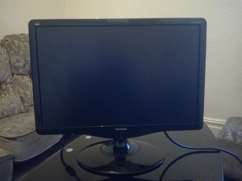 Ongekend ViewSonic 19 inch LCD Monitor | in Erdington, West Midlands EV-79