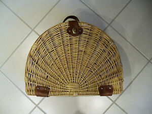 Picnic/ Fishing Basket