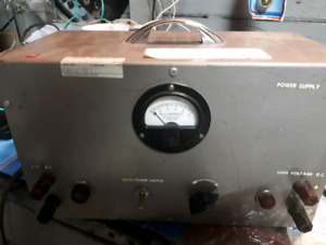 *rare* Simpson Electric Company direct current