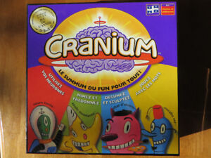 Jeux de société- Cranium et autre