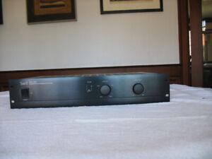 Snell Acoustics SPA-200 Subwoofer Amplifier Black