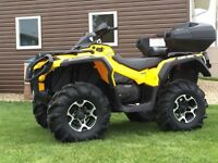 2012 Can Am Outlander XT