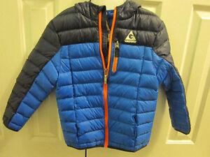 "Down Jacket, boys 6/6X (lg sizing)""Gerry"" BNWT Kitchener / Waterloo Kitchener Area image 1"