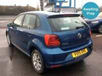 2015 VOLKSWAGEN POLO 1.0 75 SE 5dr