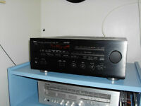 YAMAHA RX-V 850 RECEIVER WITH SPEAKERS