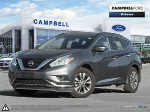 2017 Nissan Murano SV AWD-NAV-25,000 KMS-SALE PRICED
