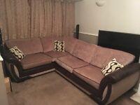 Corner Sofa - Sofa bed