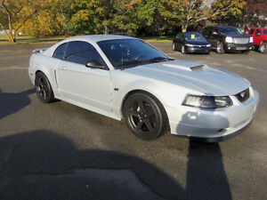 2002 FORD MUSTANG GT !! 5 SPEED MANUAL !! CLEAN TITLE !!