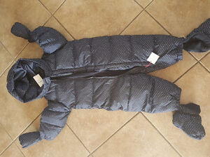 Brand New Gap Snowsuit 12-18 months.