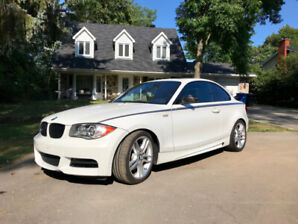2009 BMW 1-Series 135i Coupe M Sport Package