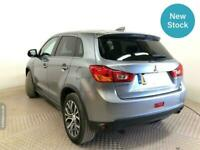 2017 Mitsubishi Asx 1.6 3 5dr - SUV 5 Seats SUV Petrol Manual