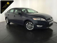 2011 61 FORD MONDEO ZETEC TDCI 5 DOOR HATCHBACK SERVICE HISTORY FINANCE PX