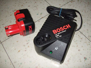 BOSCH 12-24 volt  Ni-cad Power Tool Battery Charger