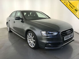 2014 64 AUDI A4 S LINE TDI DIESEL 1 OWNER SERVICE HISTORY FINANCE PX WELCOME