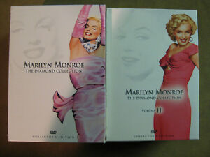 Marilyn Monroe Movie Collection 11 DVDs