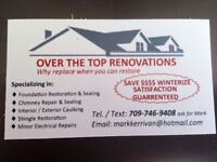Need your basement renovated for xnas