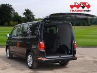 2017 VOLKSWAGEN Transporter T6 T32 Kombi 150ps Dsg Automatic 5 Seat Crew Van Sho