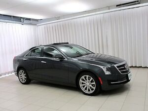 2017 Cadillac ATS QUICK BEFORE IT'S GONE!!! 2.0 L TURBO AWD SEDA