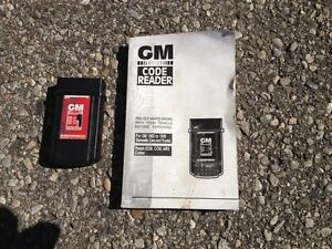 GM OBD1 Code Reader