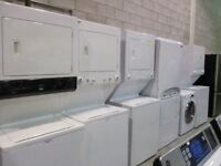 STACKABLES & WASHERS & DRYERS 27""