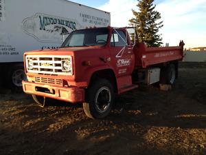 GMC 7000 Diesel Truck