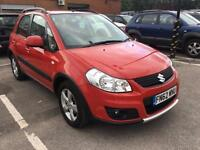 2012 Suzuki SX4 SZ4 Petrol red Manual