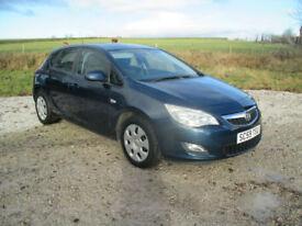 Vauxhall Astra 1.4i 16v VVT ( 100ps ) Exclusiv