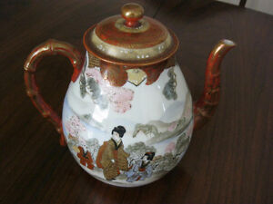 Vintage Japanese tea set Kitchener / Waterloo Kitchener Area image 4