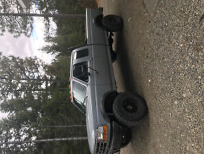 Ford 1992 f250 lifted