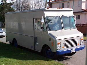 1986 GMC 5 Ton Grumman Step Van