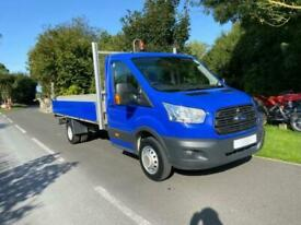 2015 Ford Transit 2.2 TDCi 125ps Heavy Duty Chassis Cab Dropside Diesel Manual