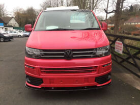 Volkswagen TRANSPORTER T28 174 TDI FULL STYLING SPORTLINE CONVERSION