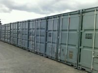 20' SHIPPING CONTAINER  RENTALS $120.00 per month