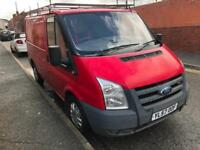 2008 Ford Transit 2.2TDCi ( 85PS )( Low Roof ) 260 SWB MOTd FEB 2019 IN RED