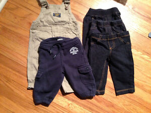 Lot of 9 Month Baby Boy Winter Clothing