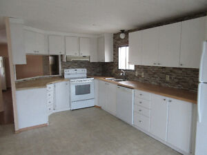 3 Bedroom Mobile Located 5 Minutes North of Vermilion